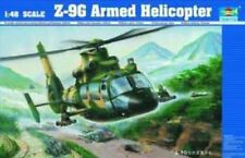 Trumpeter 1/48 02802 Z-9G Armed Helicopter model kit