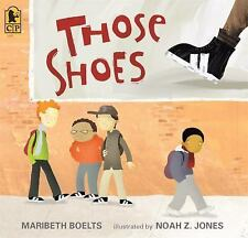 Those Shoes by Boelts, Maribeth, Good Book