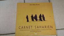 Carnet Saharien - Durou & Estibal - Vents de Sable