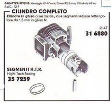 CILINDRO E PISTONE COMPLETO DIAMETRO 47 mm MALOSSI YAMAHA BELUGA CODICE 316880
