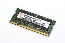 Barette mémoire SODIMM DDR2 Hynix 2GB 2Rx8 PC2-6400S-666-12 / HYMP125S64CP8