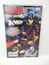 Marvel Your Universe Featuring X-Men Comic Book Nova Iron Fist Ghost Rider