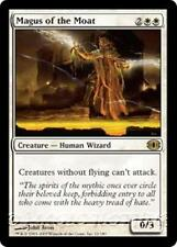 MAGUS OF THE MOAT Future Sight MTG White Creature — Human Wizard RARE