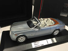Rolls-Royce Phantom Drophead Coupe 2009  1:43 IXO MODEL CAR  -MOC165