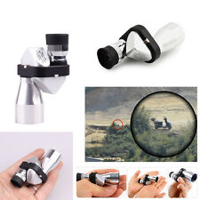 Hot Mini Pocket 8x20 HD Corner Optical Monocular Telescope Eyepiece For Outdoor