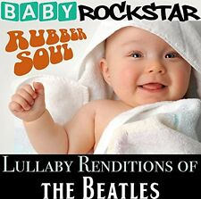 Lullaby Renditions Of The Beatles: Rubber Soul - Baby Rockstar (2014, CD NEU)