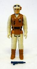 "STAR WARS HOTH REBEL TROOPER Vintage Action Figure ESB 3.75"" C9 COMPLETE 1980"