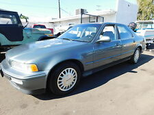 Acura: Legend 4dr Sedan LS