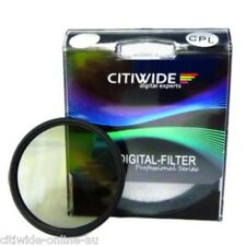 CW citiwide 77mm CPL Filter for DSLR Lens canon  nikon sony fuji cameras #030650