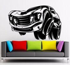 Mustang Auto Muscle Car Wandtattoo Wallpaper Wand Schmuck 55 x 87 cm