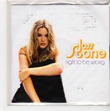 (FL359) Joss Stone, Right To Be Wrong - 2004 DJ CD