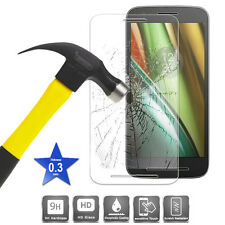 Motorola Moto E3 3rd Gen -Genuine Tempered Glass Protector LCD Screen Protector