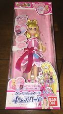 "PRETTY CURE Doki Doki Precure Cure Heart 12"" JAPAN DOLL Bandai Figure BRAND NEW"