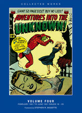 Adventures into the Unknown #4 HC