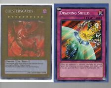 Yugioh Cards - Draining Shield LCYW-EN294