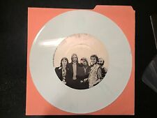 Genesis‎–File Under:Genesis ULTRA RARE WHITE MARBLED VINYL WAX PICTURE DISC