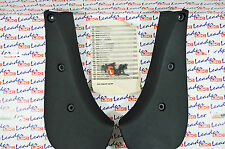 GENUINE Vauxhall ZAFIRA B - REAR MUDFLAPS / SPLASH GUARDS KIT - NEW - MUD FLAPS