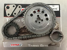 Comp Cams Billet Roller Timing Chain Set 58x Gen IV Double Roller 7106 LS LS3