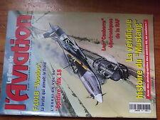 $$x Revue Le Fana de l'Aviation N°310 F-101B Voodoo  Spitfire Mk 18  Canberra