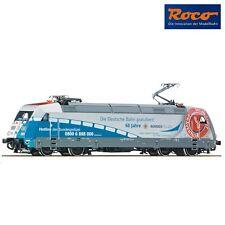 Roco H0 78499 E-Lok BR 101 DB AG Polizei (AC-Digital)