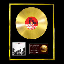 KOOKS INSIDE IN INSIDE OUT  CD  GOLD DISC VINYL LP FREE SHIPPING TO U.K.