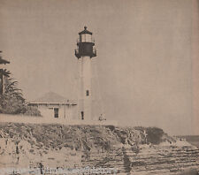 Lighthouses Of The Old West+Anacapa,Scotch Cape,Point Loma,Pinos,Tillamook