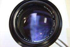 Nikon Nikkor-c- Zoom AUTO 1:45 f=80 200 MM Lens-149796- excellent