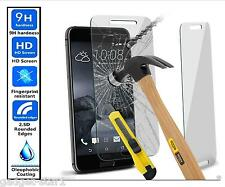 Genuine TEMPERED GLASS Film Invisible Screen Protector For HTC One A9 2015