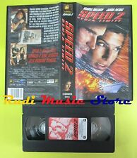 film VHS SPEED 2 SENZA LIMITI 1998 sandra bullock jason patric 6100 (F55) no dvd