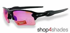 Oakley Flak 2.0 XL Unisex Sunglasses POLISHED BLACK_PRIZM TRAIL OO9188-06