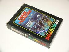 Dragon 32/64 *Cassette* ~ Shark Treasure ~ Boxed / Complete ~ Later Release