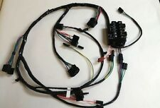 1964 1965 Chevy Pick Up Truck Under Dash Wiring Harness Warning Lights AT MT