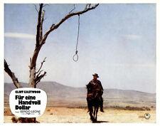 Für eine Handvoll Dollar ORIGINAL WA-Aushangfoto Clint Eastwood / Marianne Koch