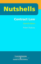 Contract Law by Robert Duxbury (Paperback, 2006)