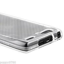 New Snap-On Ultra-Slim Thin Pocket Hard Clear Case For Motorola DROID RAZR XT912