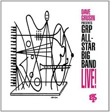 Grp All-Star Big Band Live! (1993, CD NIEUW) Ferrante/Sandoval/Patitucci
