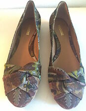Missoni Flats SZ 40.5 = US 10-10.5