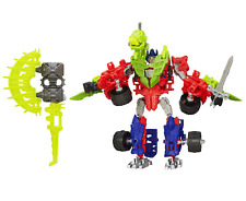 Transformers Construct A Bot Dinbot Warriors Optimus Prime & Gnaw Dino A6165 New