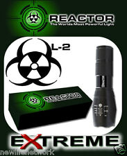 5 MODE REACTOR EXTREME BRIGHTEST TACLIGHT L2 BULB FREE SHIPPING USA SELLER
