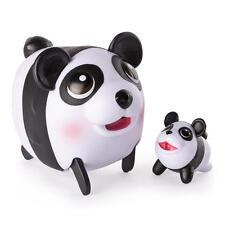 Chubby Puppies and Friends with Baby Panda - Panda Bear