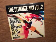 The Ultimate Mix Vol. 2  [CD Album] FPI Project  Ryan Paris Cartouche DNA Kado