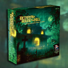 Betrayal At House On The Hill 2nd Edition Board Games - Wizard Of The Coast