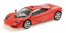 Minichamps 1:18 1993 McLaren F1, red