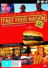 Fast Food Nation DVD Region 4 (VG Condition)