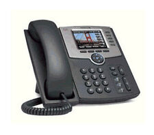 CISCO SPA525G2 VoIP SIP IP Phone Color Bluetooth Wifi 5 Lines SPA525 PoE Version
