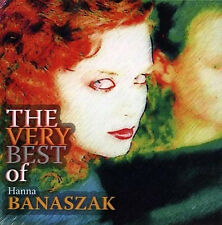 Hanna Banaszak - The Very Best  of (CD) NEW
