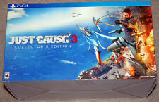 Just Cause 3 Collector's Edition - Playstation 4 PS4 - NEW & SEALED