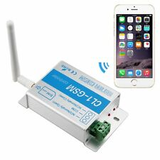 Wireless GSM SMS Remote Control Relay Smart Switch Home Alarm Security System US