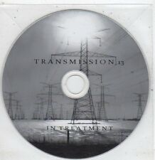 (ET974) Transmission 13, In Treatment - DJ CD