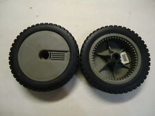 "2 Pack Plastic Self Propelled Drive Wheels for 071133 20-22"" Gear Drive"